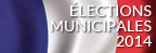 Elections municipales - 2014