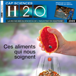 H20, la revue de Cap Sciences