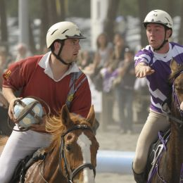 Horse-Ball, Equitaine 2009