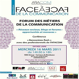 Face à Face de la Communication 2011