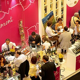 Salon Vinexpo Bordeaux édition 2009