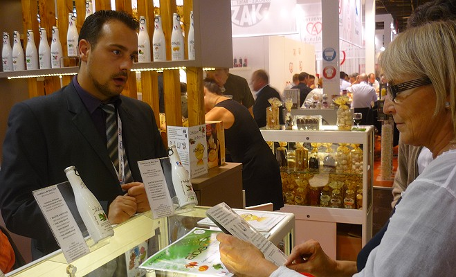 Salon International de l'Agroalimentaire de Paris
