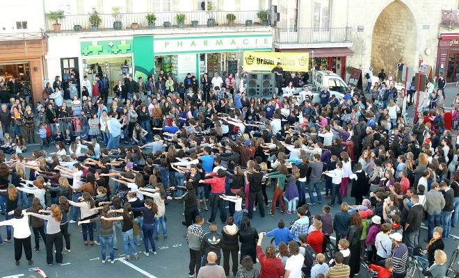 Flash-Mob 2011