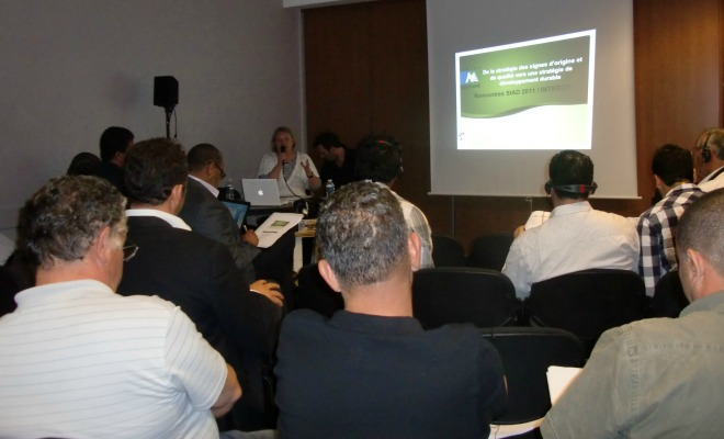 CONFERENCE LORS DU SIAD 2011
