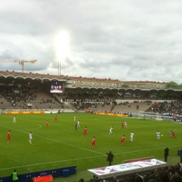 Bordeaux a difficilement battu Nancy ce soir
