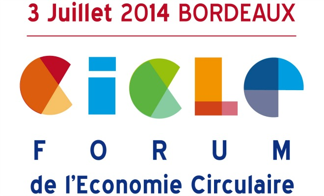 Forum Cicle 2014 à Bordeaux le 3 juillet