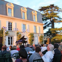 Jazz and Wine au Château Guiraud