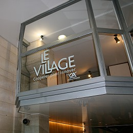 Le village by CA à Bordeaux