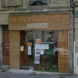 L'Accorderie de Bordeaux se situe 26 rue de Béziers - Google view