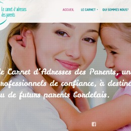 Le carnet d'adresses des parents investit le web ! - Le carnet d'adresses des parents