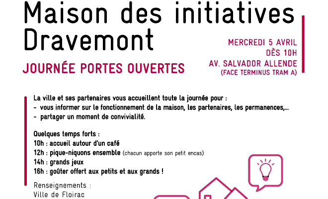 Affiche Maison des Initiatives