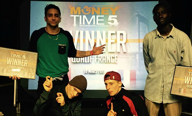 Animaniaxxx, le crew qui représentera la France le 22 avril prochain lors du Money time 5 de Lormont - Money Time
