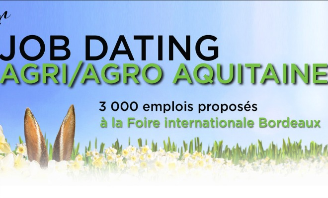 Job dating FNSEA sur le Salon de l'agriculture, 22 mai 2017