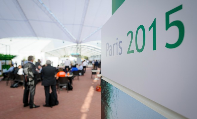 les accords de Paris 2015