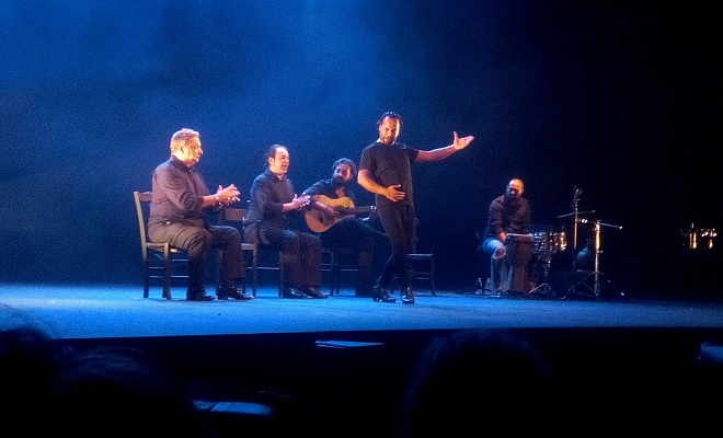 Barullo et son spectacle « Cara y Cruz » - Arte Flamenco 2017