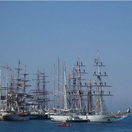 La Tall Ships Regatta