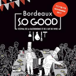 Bordeaux So Good 2017 - Bordeaux SO Good