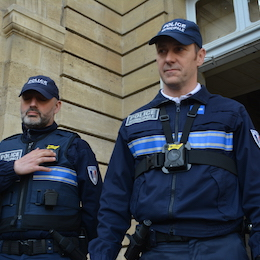 police municipale Bordeaux