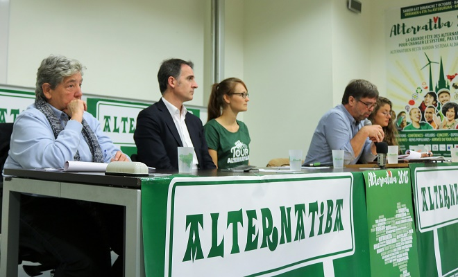 forum alternatiba