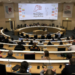 Colloque Aquitanima international - le 31 mai 2019