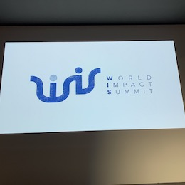 World Impact Summit : l'édition 2020 se dévoile
